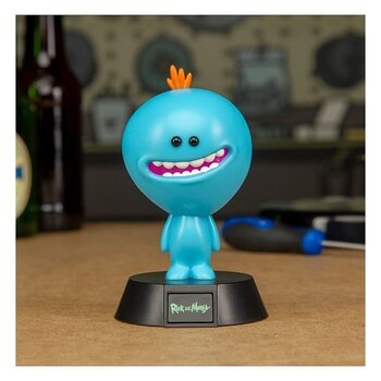 Figura Brilhante Rick & Morty - Mr Meeseeks