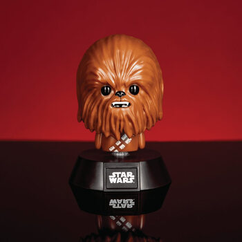 Figura Brilhante Star Wars - Chewbacca