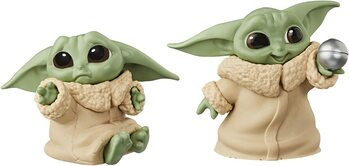 Figuras Star Wars: The Mandalorian - Baby Yoda Collection 2 pcs (Hold Me & Ball Toy)