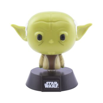 Figura Brilhante Star Wars - Yoda