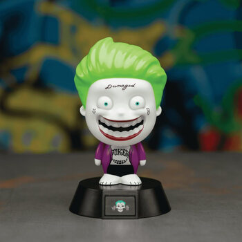 Figura Brilhante Suicide Squad - The Joker