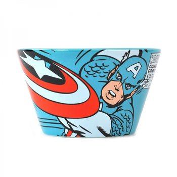 Tigela Marvel - Captain America