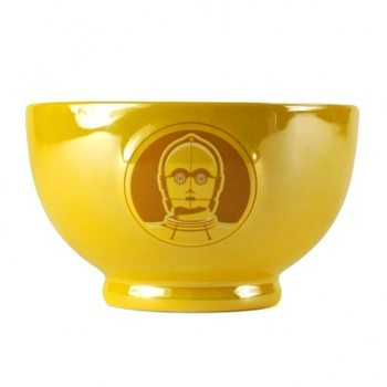 Tigela Star Wars - C3PO