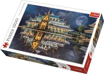 Puzzle Wat Pa Phu Kon, Thailand