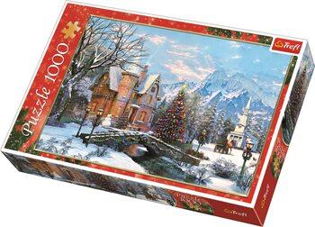 Puzzle Winter Landscape