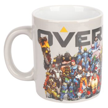 Mug Overwatch - Heroes Collide