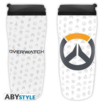 Travel mug Overwatch - Logo