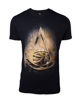 Paita Assassin's Creed Origins - Hieroglyph Crest Men's T-shirt