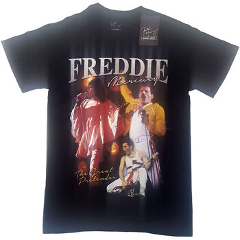 Paita Freddie Mercury - Great Pretender