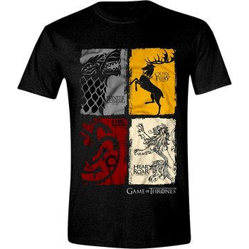 Paita Game of Thrones - Distressed Sigils