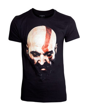Paita  God Of War - Kratos Face