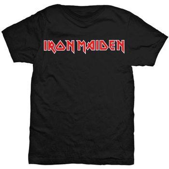 Paita Iron Maiden - Logo