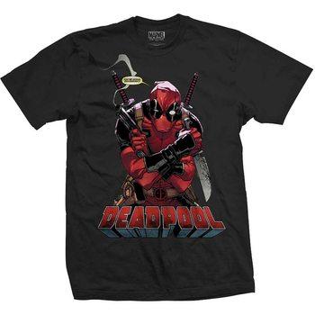 Paita Marvel - Deadpool Gonna Die