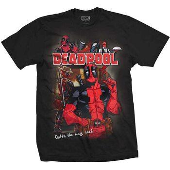 Paita Marvel - Deadpool Homage