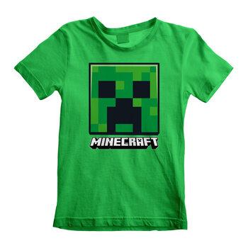 Paita Minecraft - Creeper Face