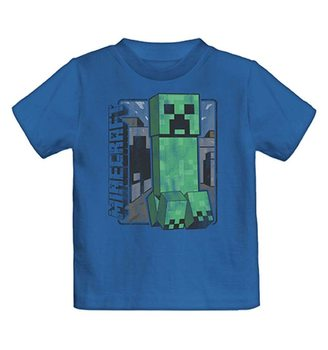 Paita Minecraft - Creeper
