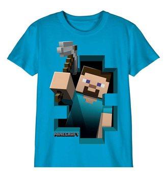 Paita Minecraft - Steve