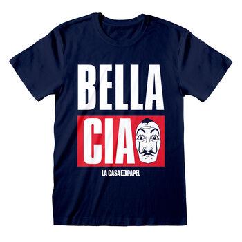 Paita Money Heist (La Casa De Papel) - Jumbo Bella Ciao