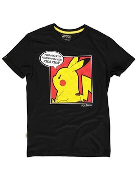 Paita Pokemon - Pika Pop
