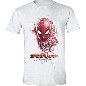 Paita Spiderman - Sketched Hero L