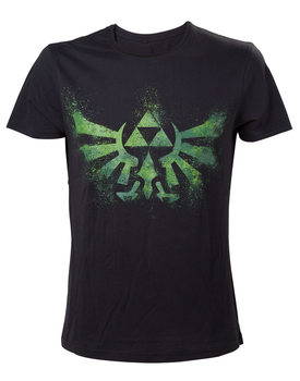 Paita Zelda - Green Triforce
