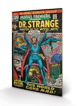 Docteur Strange  - This World Gone Mad Panneaux en Bois