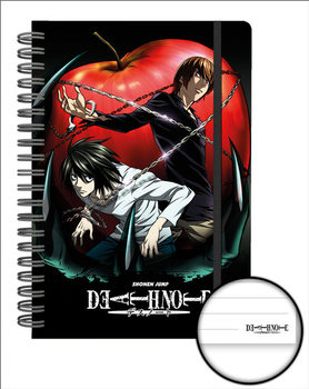 Papelaria Death Note - Apple