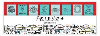 Papelaria Friends - notas adesivas