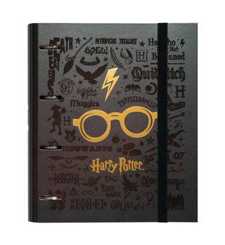 Papelaria Harry Potter A4
