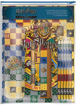 Papelaria Harry Potter - House Crests