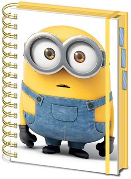 Papelaria Minions - Movie A5 Project Book