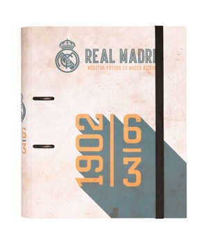 Papelaria Real Madrid - Vintage Collection