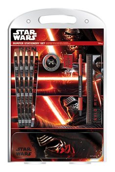 Papelaria Star Wars Ep7 - Bumper Stationery Set