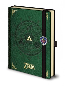 Papelaria The Legend Of Zelda - Premium A5 Notebook
