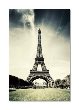 Paris - Eiffel tower Tableau Multi-Toiles