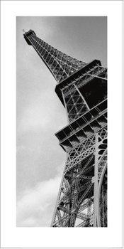 Paris - La tour Eiffel, Amy Gibbings Reproduction