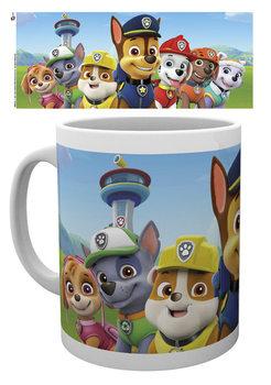 Cup Paw Patrol - Group