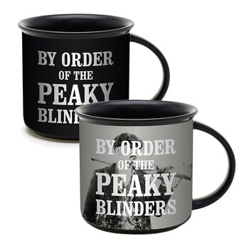 Caneca Peaky Blinders - By Order Of