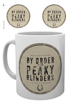 Mug Peaky Blinders - By Order Of