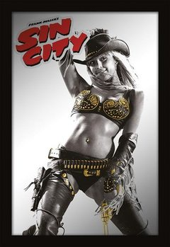 MIRRORS - sin city / cow girl Peili