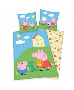 Bed sheets Peppa Pig