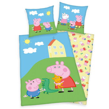 Bed sheets Peppa Pig
