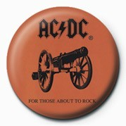 Pins AC/DC - ABOUT TO ROCK