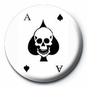 Pins ACE OF SPADES