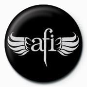 Pins AFI - WINGS LOGO