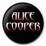 Pins  ALICE COOPER - logo