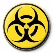 Pins Biohazard