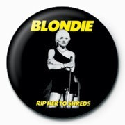 Pins BLONDIE (RIP HER)