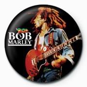 Pins BOB MARLEY - live