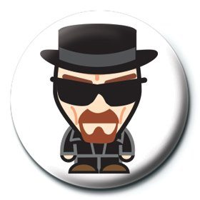 Pins Breaking Bad - Heisenberg suit